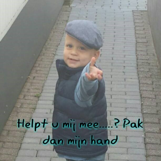 Pak mijn hand